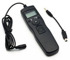 AU Timer Remote Shutter Release Cable Cord for Nikon D7000 D90 D5100 D3200