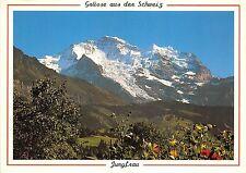 B52622 berner Oberland Jungfrau  switzerland