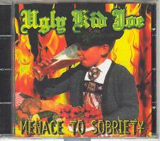 UGLY KID JOE - MENACE TO SOBRIETY - CD (OTTIME CONDIZIONI)