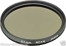 46MM caméra vidéo ND4 (densité neutre filtre lentille)