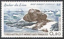 FSAT/TAAF 1980 Lion Rock/Seascape/Views/Geology/Icebergs 1v (n23115)