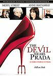 The Devil Wears Prada (DVD, 2006, Widescreen)