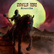 CD Manilla Road Mysterium