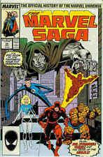 Marvel saga # 20 (steve Ditko, Jack Kirby) (états-unis, 1987)
