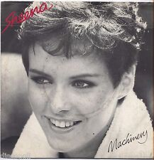 "SHEENA EASTON - Machinery - VINYL 7"" 45 LP ITALY 1982 NEAR  MINT COVER VG+"