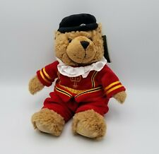 Harrods Knightbridge Royal Guard Stuffed Teddy Plush Bear