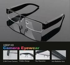 Moda HD 1080P SPY Espia Gafas Cámara DVR Videocámara Camara de Vídeo Cool 16GB