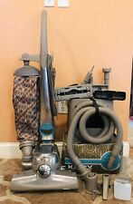 Kirby Sentria Ii 2 Bagged Upright Vacuum Cleaner w/Attachment Set & Shampooer