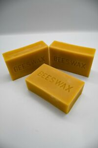 1LB of Beeswax RAW 100 % Pure & Natural Yellow (Just how the bees made it)