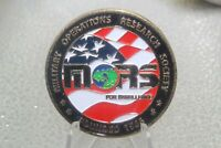 Air Force Army OSD Navy Military Operations Research Society Challenge Coin