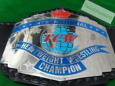 TCW HEAVYWEIGHT WRESTLING CHAMPION BELT (REPLICA)