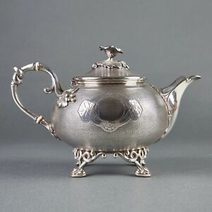 Christofle Teapot Silver Plated Vz