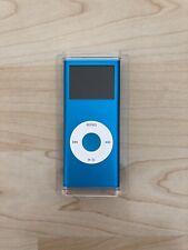 Apple iPod Nano 2nd Generation Blue (4GB)