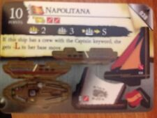 Pirates Fire & Steel #038 Napolitana Pocketmodel CSG