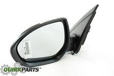 2010-2013 Mazda 3 Left Door Mirror Assembly OEM NEW   BBM5-69-18ZL
