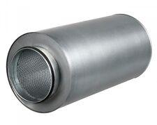 Silenziatore Aria Circolare  L Isolamento 50 mm. 600 Sp SIL50