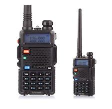 Two Way Radio Scanner Police Handheld Transceiver VHF UHF Portable Antenna