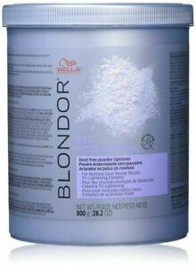 New Wella Blondor Multi Blonde Powder Lightener 28.2 oz Fast Shipping!!