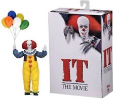 Neca 1990 IT Movie Ultimate Pennywise (1990)  18cm Scale Action Figure Neu/Ovp