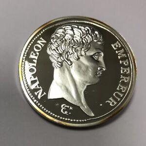 Médaille - NAPOLEON EMPEREUR - REPLIQUE 5 FRANCS 1806