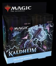 Kaldheim Colector-Magic The Gathering Booster Box -! totalmente Nuevo! nuestro poder envío rápido!