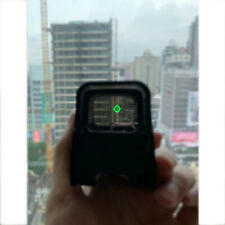 Tactical Holographic Sight Weapon Scope Red Green Dot 552