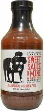 Sweet Sauce o' Mine BBQ Sauce - Gluten Free Beef, Grill, Pork, Steak Texas Ribs