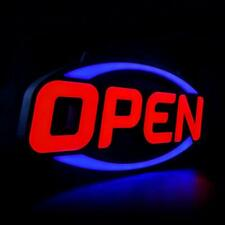 """32"""" X 16"""" Open Sign - Ultra Bright 00006000  Extra Jumbo Led Neon Large Open Sign -"""