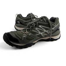 The North Face Men's Size 9.5 Hedgehog Fastpack Athletic Shoes Olive Goretex