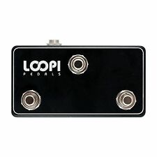 Loopi Switch 3 Aux Footswitch for TC-Helicon TC Electronic - Loopi Pedals