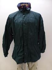 COLUMBIA Longs Peak Interchange core shell Coat Jacket hide a hood mens sz Large