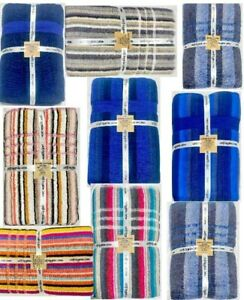 2 x Extra Large Super Jumbo Bath sheets 700 GSM Big Luxury 100% Egyptian Cotton
