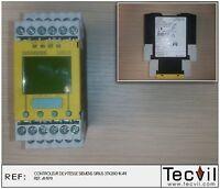 Contrôleur de vitesse SIEMENS SIRIUS 3TK281KA4110- | Relay safety-related Speed