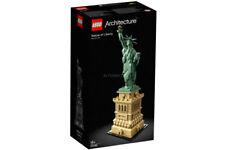 Lego Arquitectura 21042 Estatua de la libertad ~ nuevo y sin abrir ~