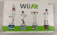 Nintendo Wii Fit Balance Board and CD  - Instruction Booklet Open Box