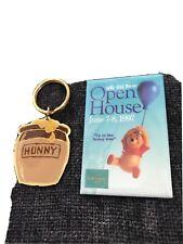 New ListingDisney Winnie the Pooh pin-back,Hunny Key Chain