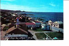 Ste Anne des Monts  , Quebec   Bird's Eye View  @ 1960  Gaspe Nord