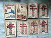 Lotto Rivista Il Paesi Jura Histoire Folklore Turismo Letteratura Stampa