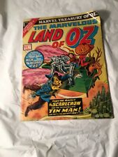 The Marvelous Land of Oz 1 1975 Treasury Edition