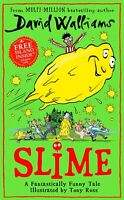 Slime by David Walliams, Tony Ross - New Children Book No.1 (Hardcover) PreOrder