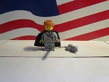LEGO HARRY POTTER MINIFIGURE RON WEASLEY & SCABBERS