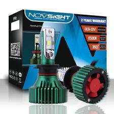 NOVSIGHT 60W 16000LM H7 LED Scheinwerfer Birnen Lampen Headlight Ligcht 6500K