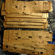 Gasoline Alley Comic Strips from 1925-26 - 278 Vintage Newspaper Cut-Outs
