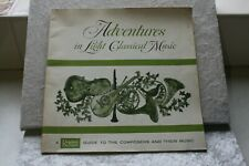 Adventures In Light Classical Music - Guide To the Compossers - P/B Book