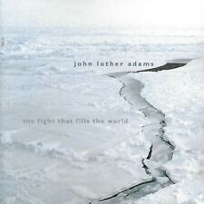 The Light that Fills the World by John Luther Adams (CD, 2002)