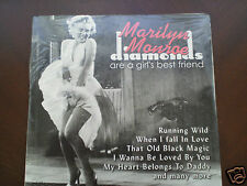 MARILYN MONROE - DIAMONDS ARE A GIRL'S BEST FRIEND  CD - FACTORY SEALED
