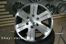 4x 16 inch 6x130 1400KG Mercedes Sprinter VW Crafter gray wheels gray