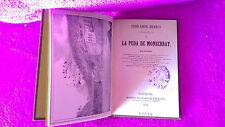 INDICADOR MEDICO Y TOPOGRAFICO DE LA PUDA DE MONSERRAT, DIARIO DE BARCELONA 1864