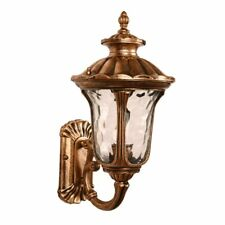 Villa Outdoor Waterproof Corridor Wall Lamps Luxury Garden Hallway Patio Lights