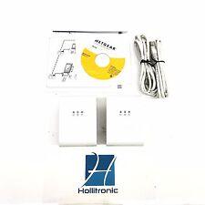Netgear 4-Port Powerline 85 Adapter Kit XEB1004-100NAS